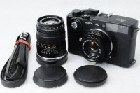 <img class='new_mark_img1' src='https://img.shop-pro.jp/img/new/icons15.gif' style='border:none;display:inline;margin:0px;padding:0px;width:auto;' />LEICA ライカ CL+Summicron-C ズミクロン-C 40mmF2+Elmar-C 90mmF4 セット