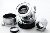 LEICA ライカ Elmar ブルーコーテッド赤エルマー 50mmF3.5 L セット