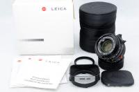 <img class='new_mark_img1' src='https://img.shop-pro.jp/img/new/icons15.gif' style='border:none;display:inline;margin:0px;padding:0px;width:auto;' />LEICA ズミクロン Summicron-M 35mm F2 ASPH 6bit 現行