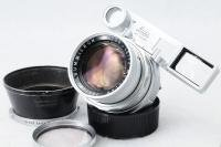 <img class='new_mark_img1' src='https://img.shop-pro.jp/img/new/icons15.gif' style='border:none;display:inline;margin:0px;padding:0px;width:auto;' />LEICA ライカ Summicron ズミクロンDR50mmF2 M 後期 メガネ付