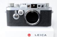 <img class='new_mark_img1' src='https://img.shop-pro.jp/img/new/icons15.gif' style='border:none;display:inline;margin:0px;padding:0px;width:auto;' />LEICA Leitz バルナック ライカ IIIg 3g 1956年(OH済)