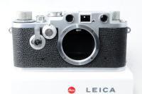 <img class='new_mark_img1' src='https://img.shop-pro.jp/img/new/icons34.gif' style='border:none;display:inline;margin:0px;padding:0px;width:auto;' />LEICA ライカ バルナックf 3f レッドダイヤル セルフ付 1954年 ドイツ製