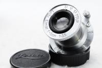 LEICA ライカ Elmar エルマー 50mmF3.5 L