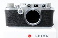 <img class='new_mark_img1' src='https://img.shop-pro.jp/img/new/icons15.gif' style='border:none;display:inline;margin:0px;padding:0px;width:auto;' />LEICA ライカ バルナック�f 3f ブラックダイヤル 1952年製(OH済)