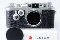 <img class='new_mark_img1' src='https://img.shop-pro.jp/img/new/icons15.gif' style='border:none;display:inline;margin:0px;padding:0px;width:auto;' />LEICA Leitz バルナック ライカ IIIg 3g 1957年(OH済)