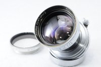 <img class='new_mark_img1' src='https://img.shop-pro.jp/img/new/icons15.gif' style='border:none;display:inline;margin:0px;padding:0px;width:auto;' />LEICA ライカ Summitar 戦後コーテッド ズミタール 丸絞り 50mmF2 L