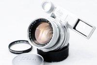LEICA ライカ Summicron ズミクロンDR50mmF2 M 後期 メガネ付(整備済)