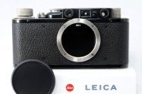 <img class='new_mark_img1' src='https://img.shop-pro.jp/img/new/icons15.gif' style='border:none;display:inline;margin:0px;padding:0px;width:auto;' />LEICA ライカ バルナック �2 (D2)ブラックペイント