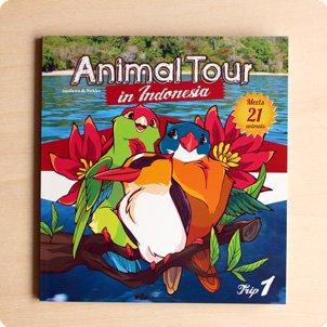 Animal Tour in Indonesia : trip1