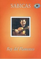 <img class='new_mark_img1' src='https://img.shop-pro.jp/img/new/icons11.gif' style='border:none;display:inline;margin:0px;padding:0px;width:auto;' />Rey del flamenco(スコア)/  Sabicas(サビ—カス)CD付き
