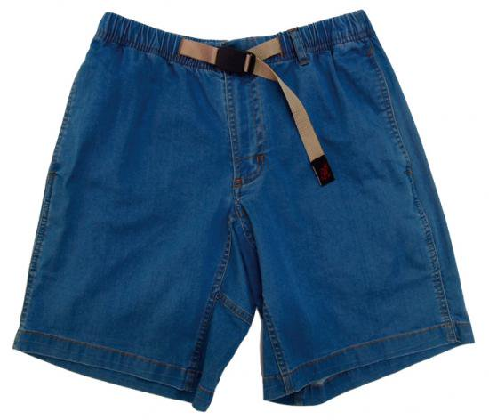 イメージ:GRAMiCCi Women's Lt Denim Zip G-Shorts (MEDIUM USED)