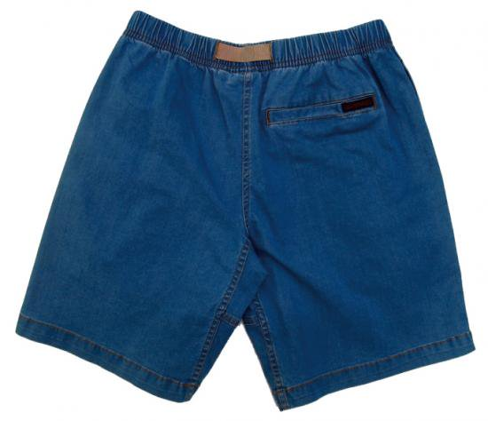 イメージ:GRAMiCCi Women's Lt Denim Zip G-Shorts (MEDIUM USED)1
