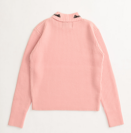 イメージ:SON OF THE CHEESE PASELA KNIT(PINK)1