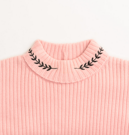 イメージ:SON OF THE CHEESE PASELA KNIT(PINK)2