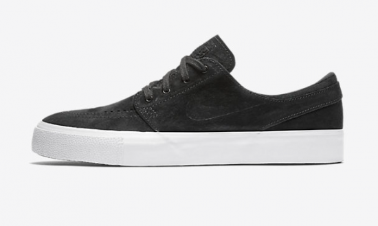 イメージ:NIKE SB ZOOM STEFAN JANOSKI PREMIUM HIGH TAPE (Black/White/Black)