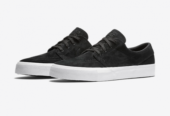 イメージ:NIKE SB ZOOM STEFAN JANOSKI PREMIUM HIGH TAPE (Black/White/Black)1