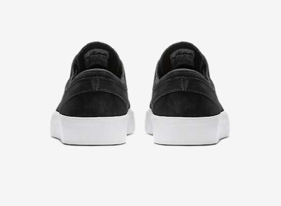 イメージ:NIKE SB ZOOM STEFAN JANOSKI PREMIUM HIGH TAPE (Black/White/Black)2