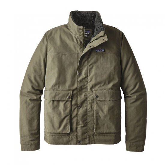 イメージ:PATAGONIA M's Maple Grove Canvas Jkt(INDG)