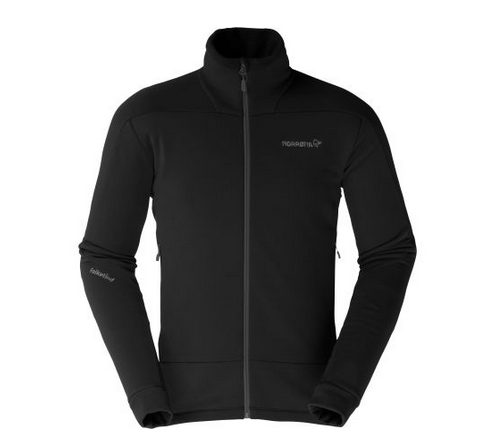 イメージ:NORRONA FALKETIND POWER STRETCH PRO JACKET(CAVIAR)