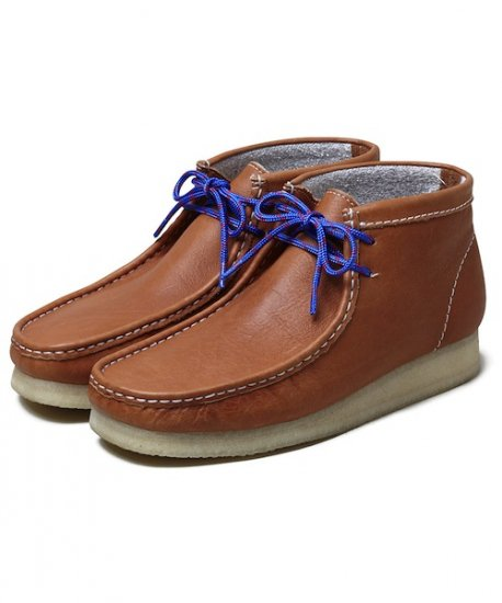 イメージ:BEDWIN-CLARKS×BEDWIN WALLABEE BOOT
