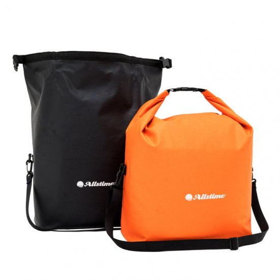 イメージ:ALLSTIME- HANDY TIME COOLER & DRY 2WAY BAG(COLOR:ORANGE,BLACK)