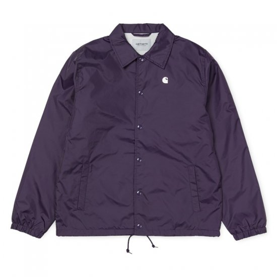 イメージ:CARHARTT C WIP COACH JACKET(LAKERS)