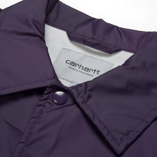 イメージ:CARHARTT C WIP COACH JACKET(LAKERS)3