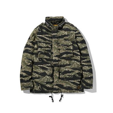 イメージ:NBHD-M-65 / C-JKT(182BENH-JKM01)(COLOR:TIGER STRIPE)