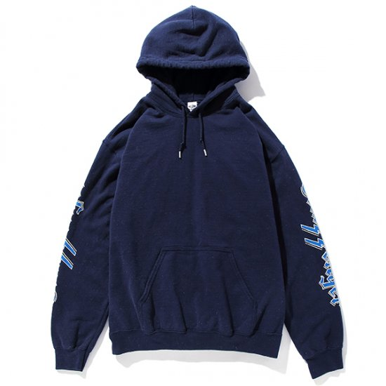 イメージ:CHALLENGER-SHADOW HOODIE (CLG-CS 018-016)(COLOR:NAVY)1