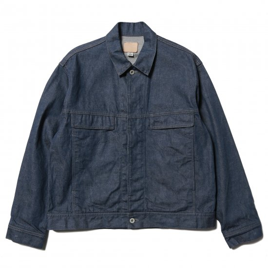 イメージ:TONE DENIM TRACKER JACKET(DENIM)