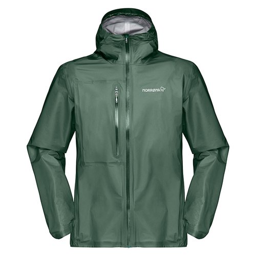 イメージ:NORRONA bitihorn ultra light dri3 JACKET(Jungle Green)