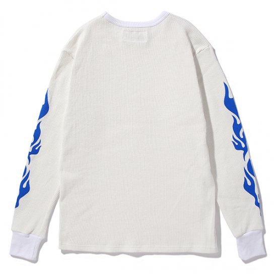 イメージ:CHALLENGER-FLAME THERMAL(CLG-CS-019-019)(COLOR: WHITE)1