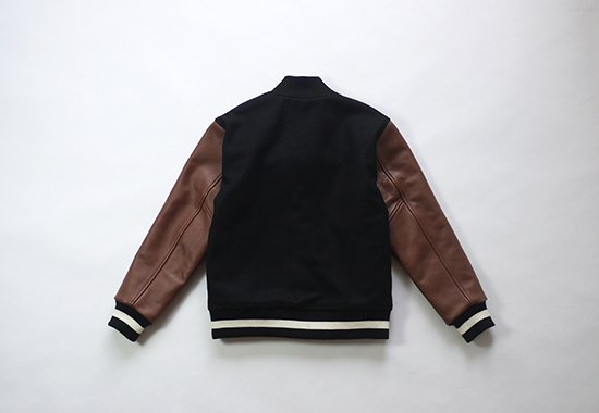 "イメージ:NATURAL HIKING CLUB-NHC VARSITY JKT ""SURVEY"