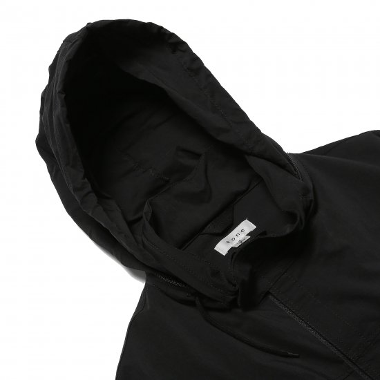 イメージ:TONE BREEZIN NYLON JACKET(BLACK)2