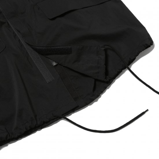 イメージ:TONE BREEZIN NYLON JACKET(BLACK)3