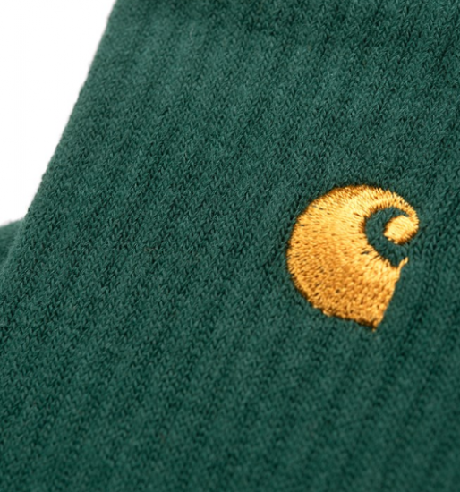 イメージ:Carhartt CHASE SOCKS(Treehouse/Gold)1