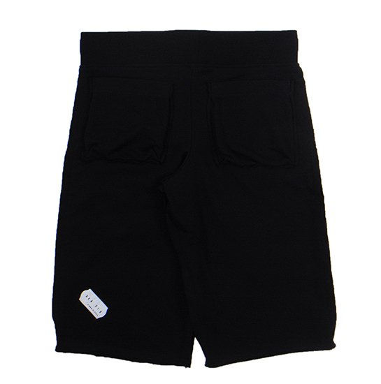 イメージ:AKA SIX×FRAGMENT DESIGN-NO FRGMT PATCH JUMP SHORTS (COLOR:BLACK)1