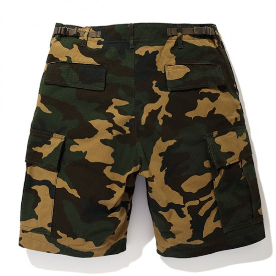 イメージ:CHALLENGER-MILITARY CARGO SHORTS (CLG-PT 020-005)(COLOR:WOOD CAMO)1