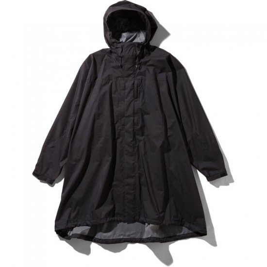 イメージ:THE NORTH FACE Taguan Poncho (K ブラック)