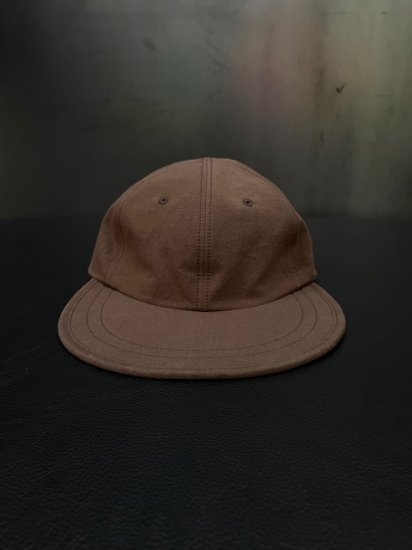 イメージ:NOROLL USUALLY CAP(BROWN)