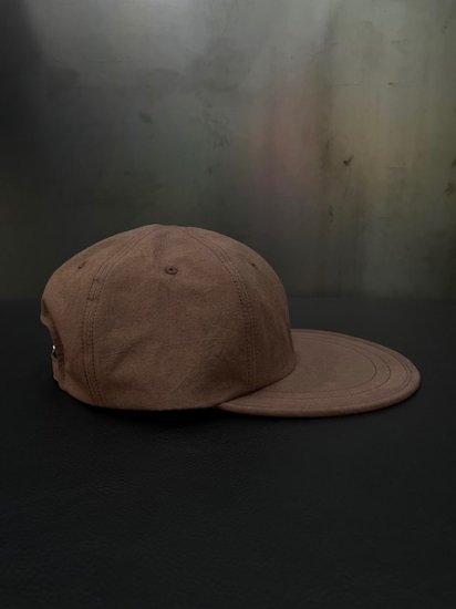 イメージ:NOROLL USUALLY CAP(BROWN)2