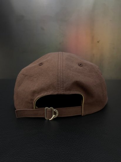 イメージ:NOROLL USUALLY CAP(BROWN)3