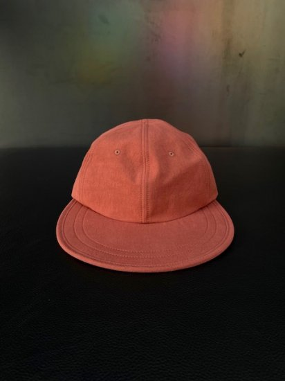 イメージ:NOROLL USUALLY CAP(RED)