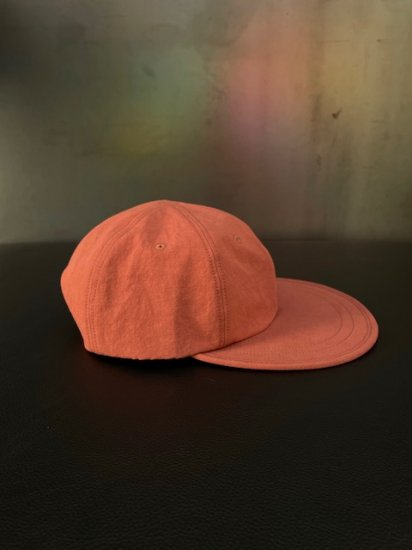 イメージ:NOROLL USUALLY CAP(RED)1