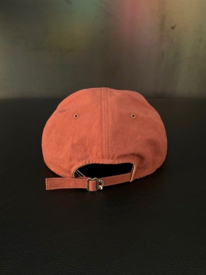 イメージ:NOROLL USUALLY CAP(RED)2