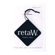 イメージ:retaW/FRAGRANCE CAR TAG(*ALLEN)