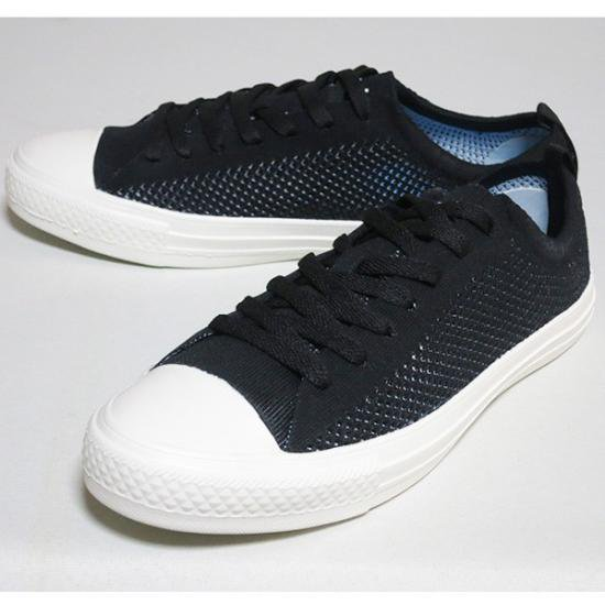 イメージ:PEOPLE FOOTWEAR THE PHILLIPS KNIT (REALLY BLACK / PICKET WHITE)