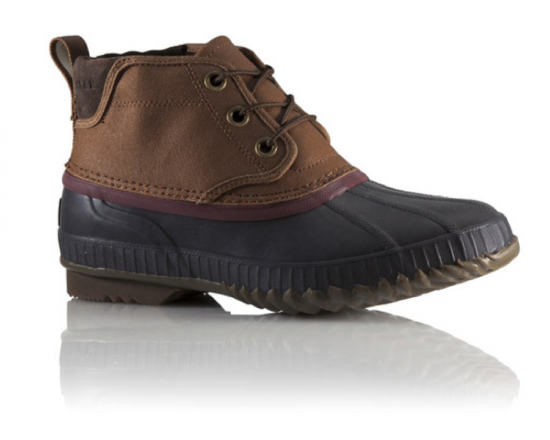 イメージ:SOREL Cheyanne Lace Chukka CVS(237 Autumn Bronze,Madder Brown)