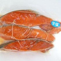 川石水産 紅鮭甘塩【3切】