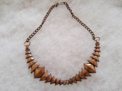 Native Bronze Necklace